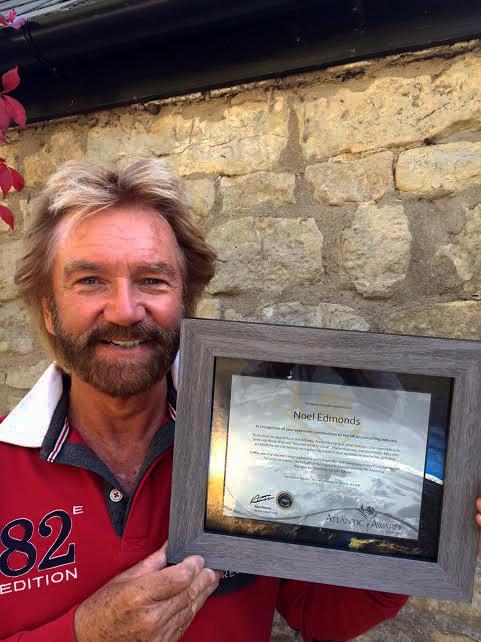 Noel Edmonds - Atlantic Award