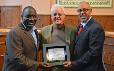 Award to the Kalamazoo Promise