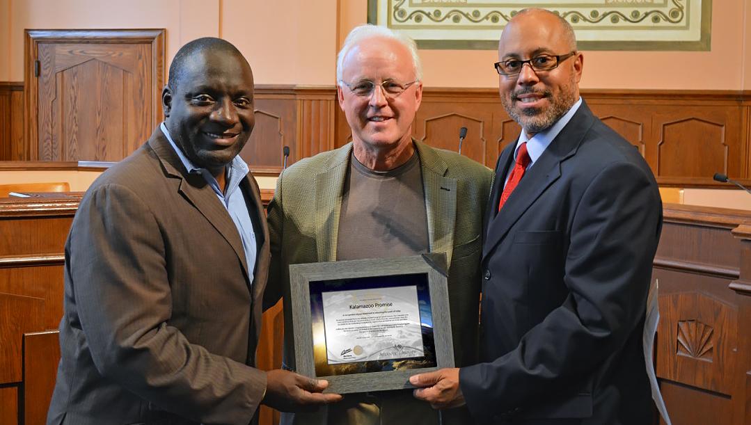 Award to the Kalamazoo Promise
